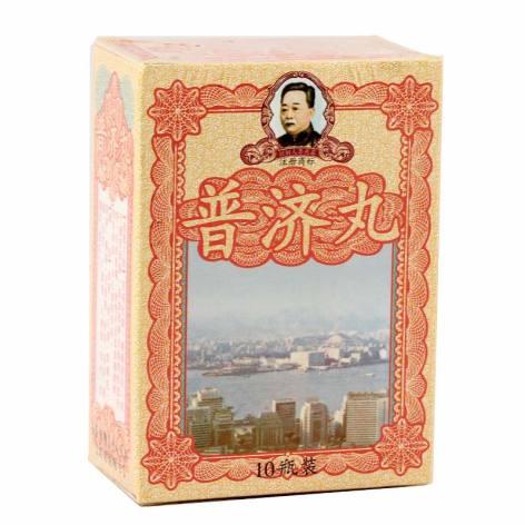 普济丸(李众胜堂)包装主图