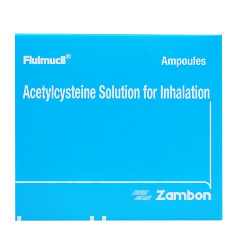 吸入用乙酰半胱氨酸溶液(富露施)包装侧面图2