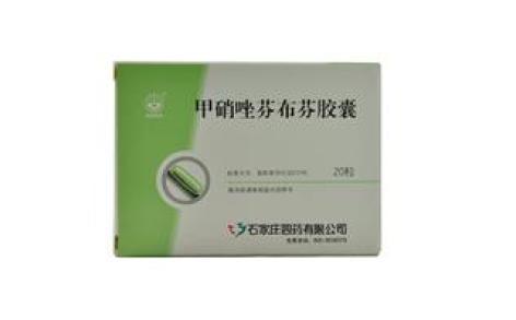 甲硝唑芬布芬胶囊(四药)主图