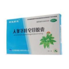 人参茎叶皂苷胶囊(核能新宝)