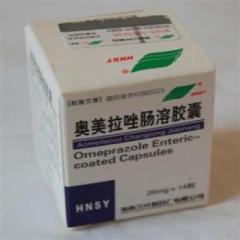 奥美拉唑肠溶胶囊()