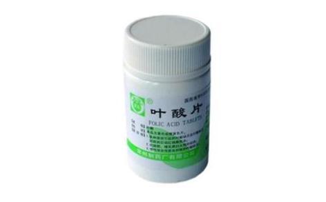 叶酸片(常药)主图