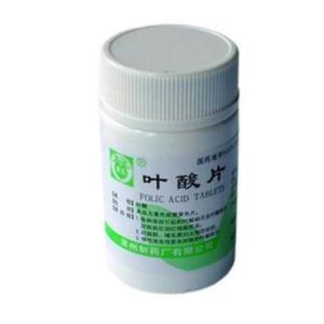 叶酸片(常药)包装主图