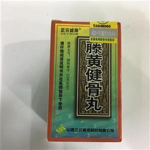 藤黄健骨丸(正元盛邦)