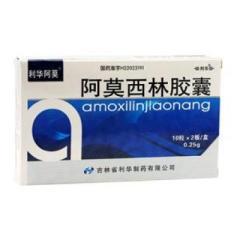 阿莫西林胶囊(全消)