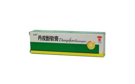 丹皮酚软膏(金复)主图