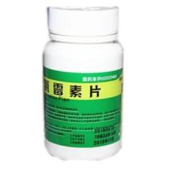 氯霉素片(神华)