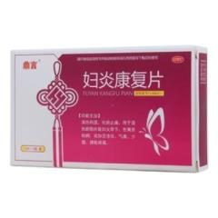 妇炎康复片(鼎言)