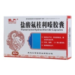 盐酸氟桂利嗪胶囊(敢严)