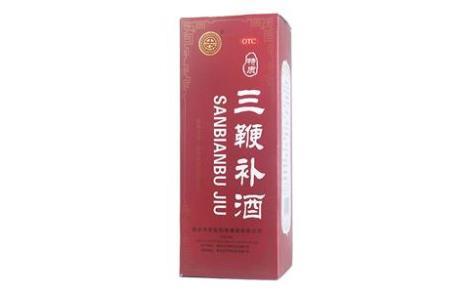 三鞭补酒(中亚)主图