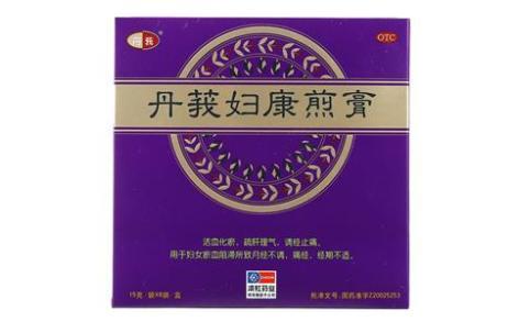 丹莪妇康煎膏(丹莪)主图