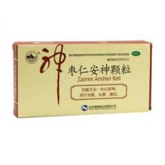 枣仁安神颗粒(南峰药业)