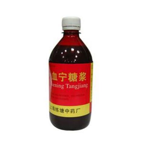 血宁糖浆(练塘)包装主图