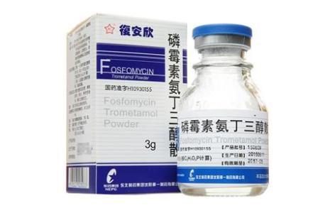 磷霉素氨丁三醇散(复安欣)主图