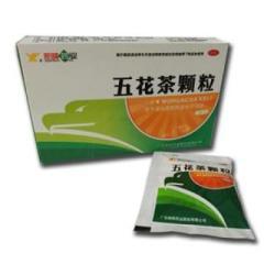五花茶颗粒(新峰药业)