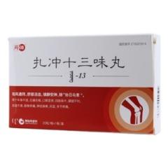 扎冲十三味丸(丹神)