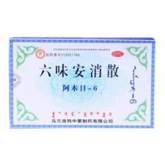 六味安消散(阿木日-6)